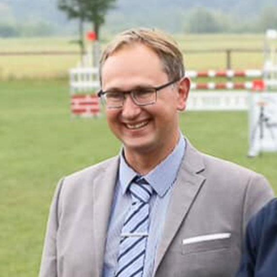Beauftragter Reitbetrieb, Thomas Löckenhoff