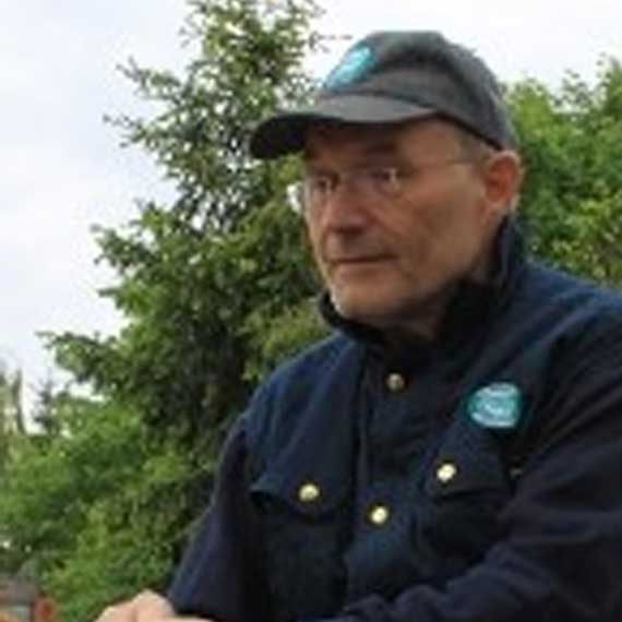 1. Vorstand Peter Gawronski