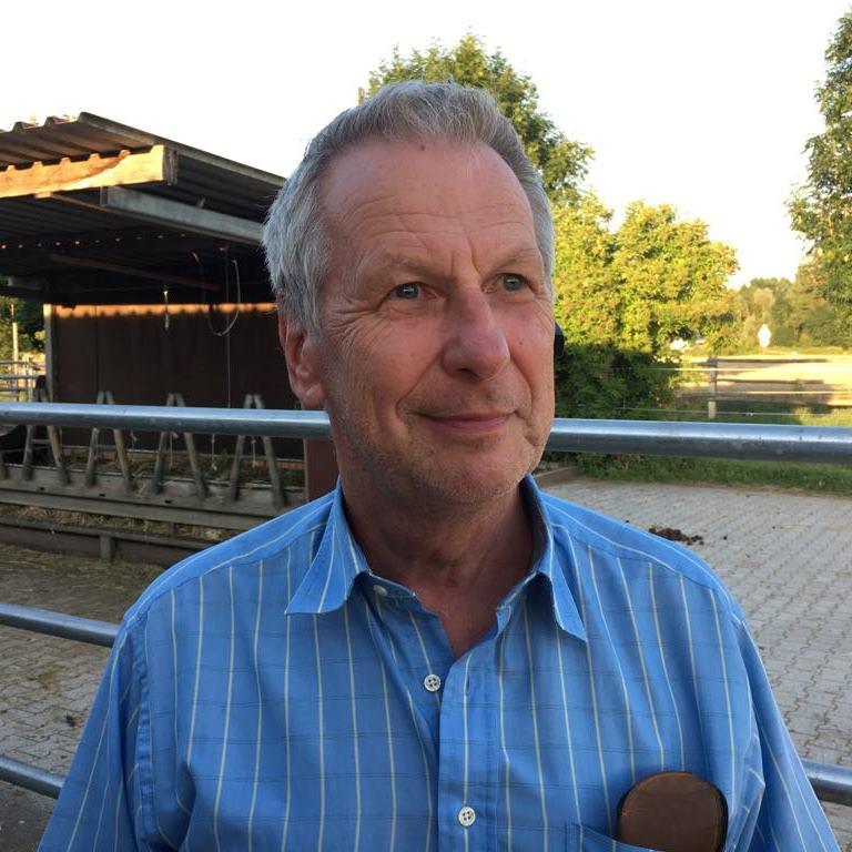 2. Vorstand Rudolf Rebert